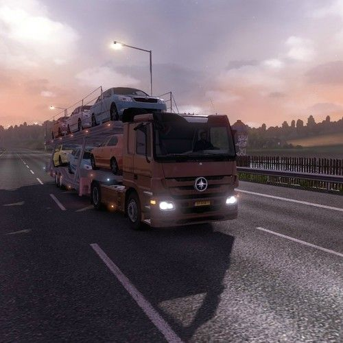 """Don't bother paying a guy in flip-flops $75 a session for transcendental meditation lessons: Install """"Euro Truck Simulator 2"""" instead."""
