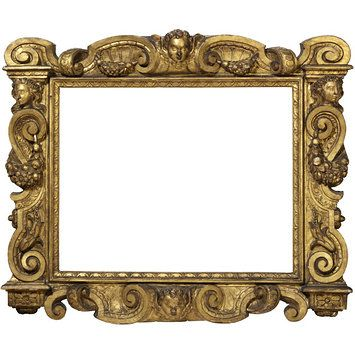 Frame V A Search The Collections Antique Picture Frames Antique Mirror Frame Frame