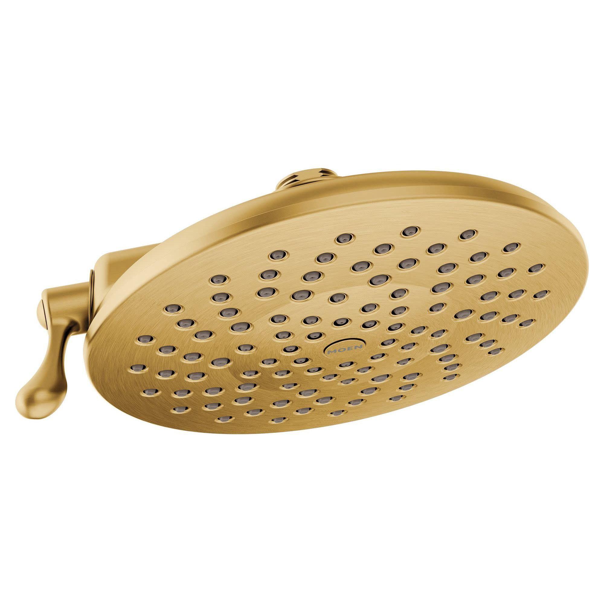Moen S6320 8 Multi Function Rainshower Shower Head From The