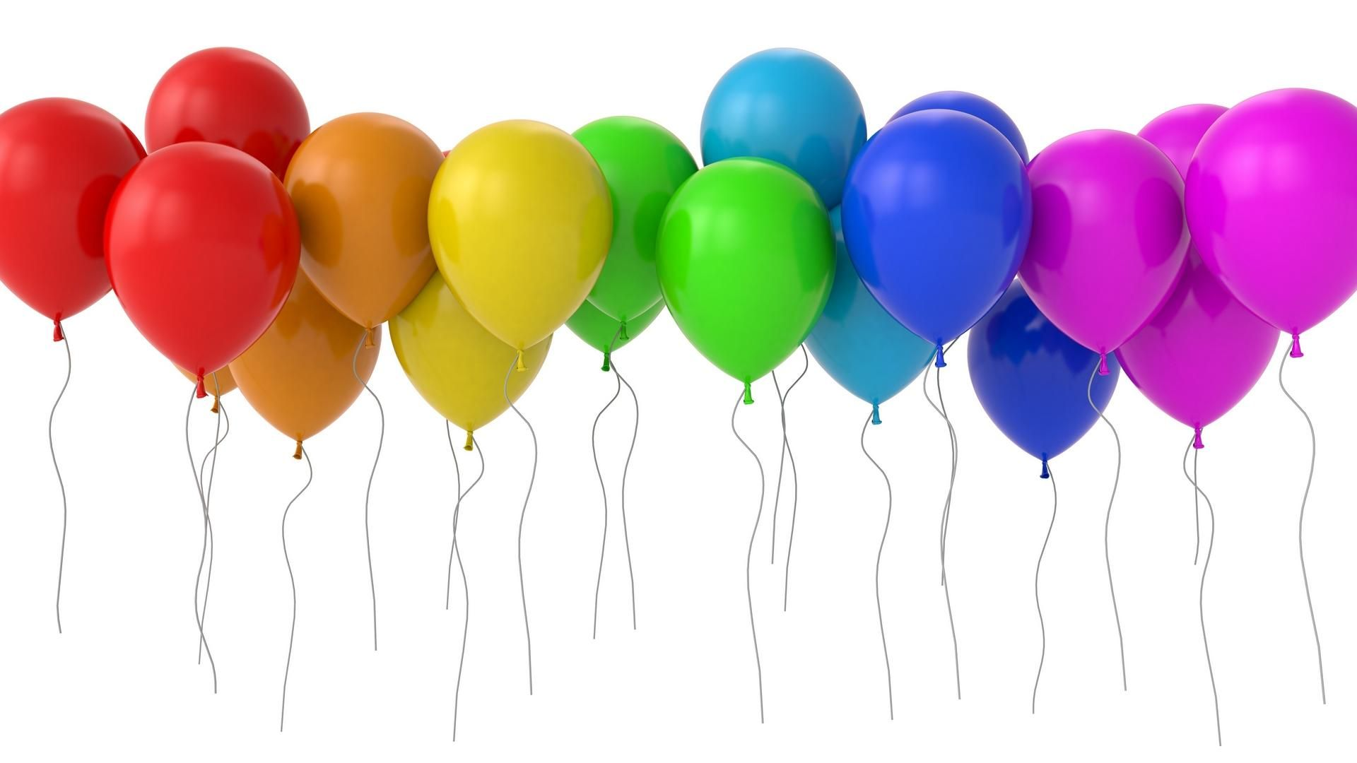 Colorful Balloons Wallpapers 8