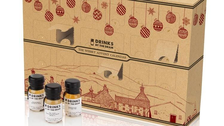 For the whiskey amateur: the Whisky Advent Calendar