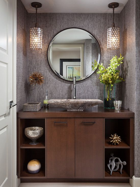 Astonishing powder room basins combined with unique mirrors lamps astonishing powder room basins combined with unique mirrors lamps and wall decor transitional powder teraionfo