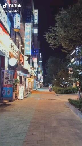 the korean drama setting ✨