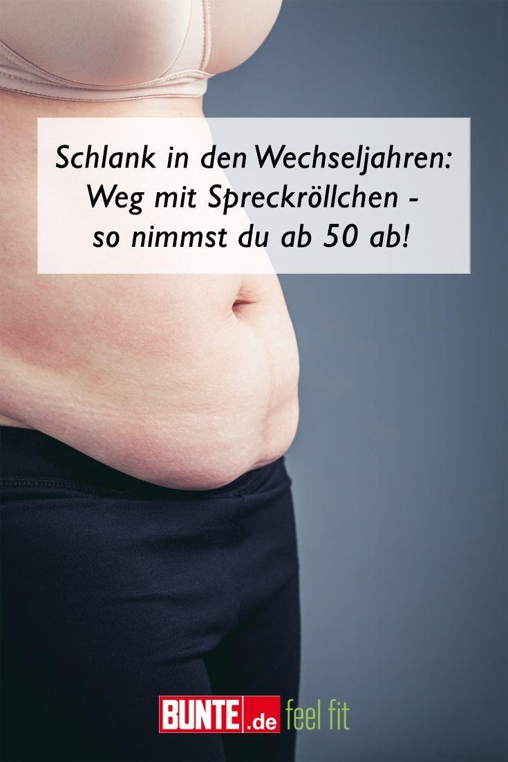 Schlank in den Wechseljahren: Weg mit ausgebreiteten Brötchen: So verlieren Sie ab 50 Gewicht   – Abnehmen im Alter