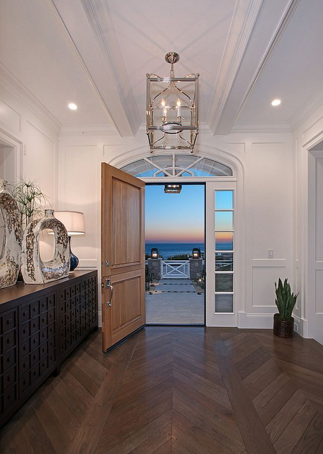 Located above the cliffs of Corona del Mar, this ultimate California beach house was designed, constructed and furnished by Spinnaker Development. This multi-million dollar property offers the best