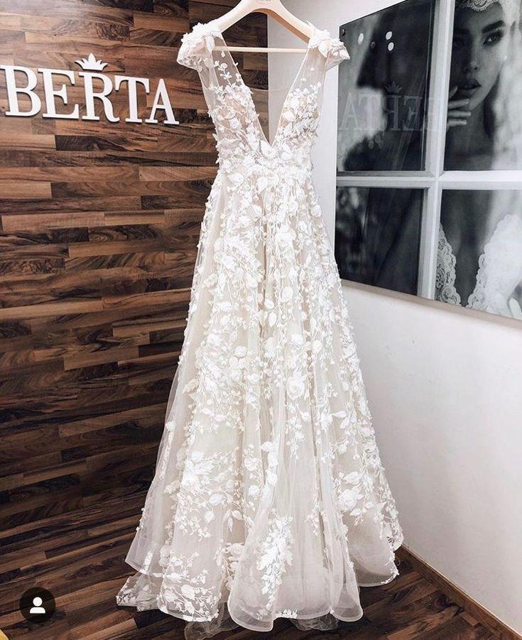 Photo of Brautkleider, Berta Brautkleid, Hochzeitsplanungstipps, Moderne Braut, Braut …   – Carozzi …