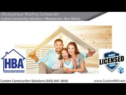 Best Albuquerque Roofing Companies In 2020 Roofing Companies Roofing Roofing Estimate 400 x 300