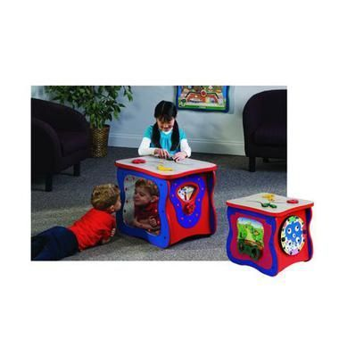 Playscapes Healthy Toddler Activity Cube