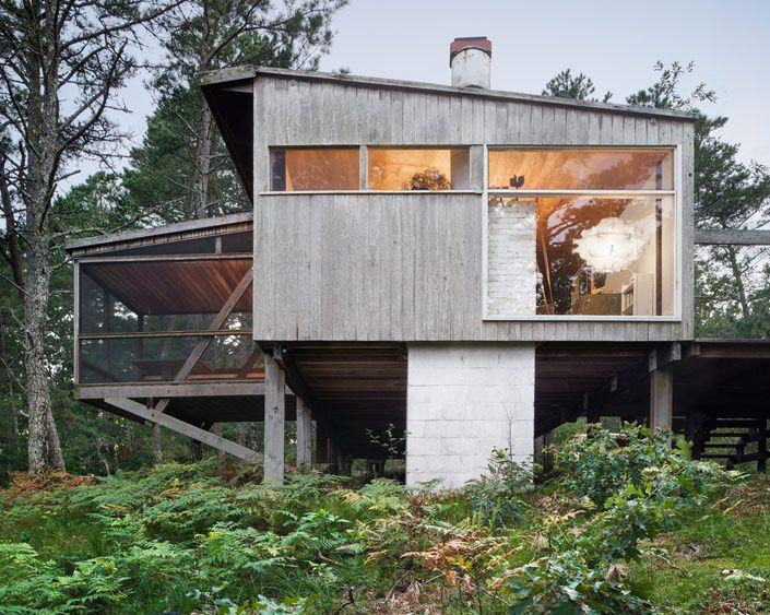 Breuer House Wellfleet Massachusetts Marcel Breuer Photo