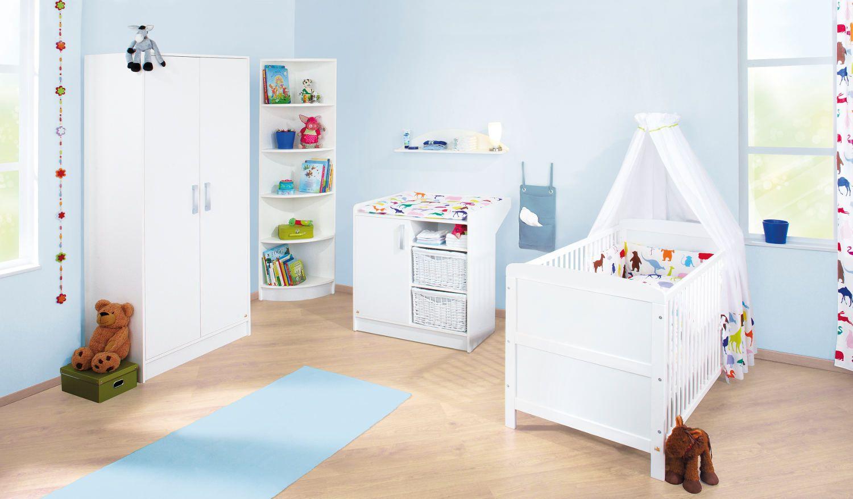 meuble pour chambre bébé   Pinolino, Chambre bébé Victoria avec ...