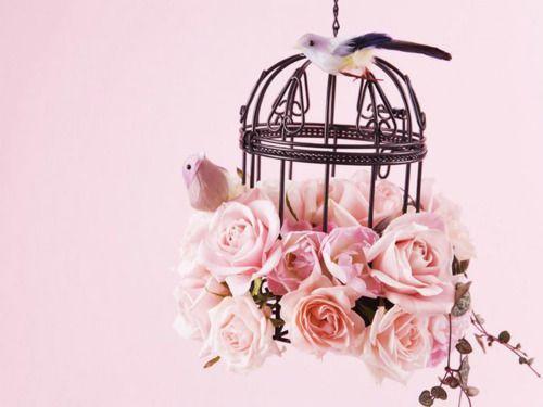 Vintage Birdcage Birdcage Bird Cage Decor Bird Themed Wedding Vintage Bird Cage
