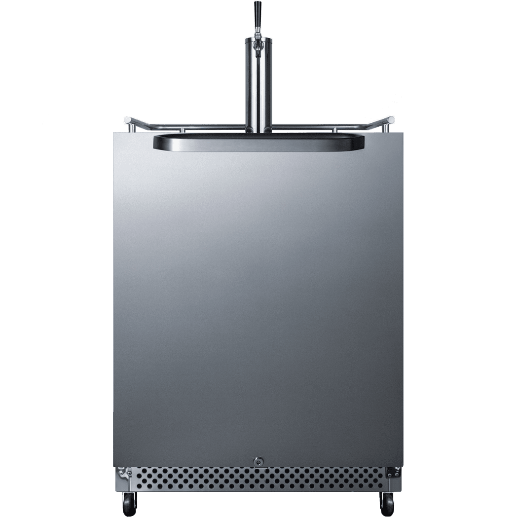 Summit Commercial 6.04 cubic ft. Kegerator Quench