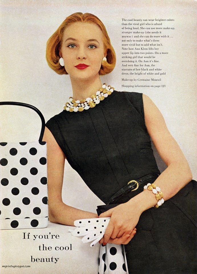 Ann Klem 1955