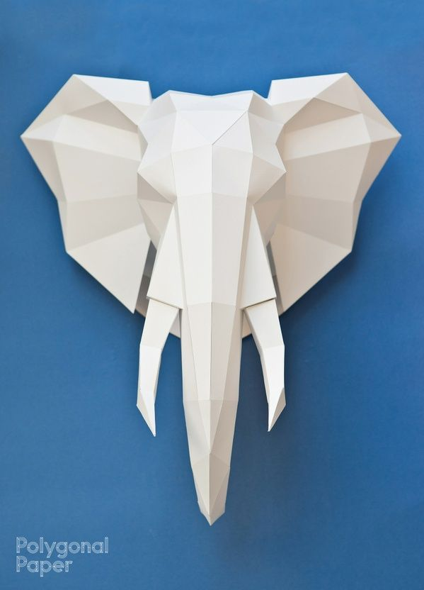Plane Head Template Rus Eng Low Poly Paper Paper Crafts Paper