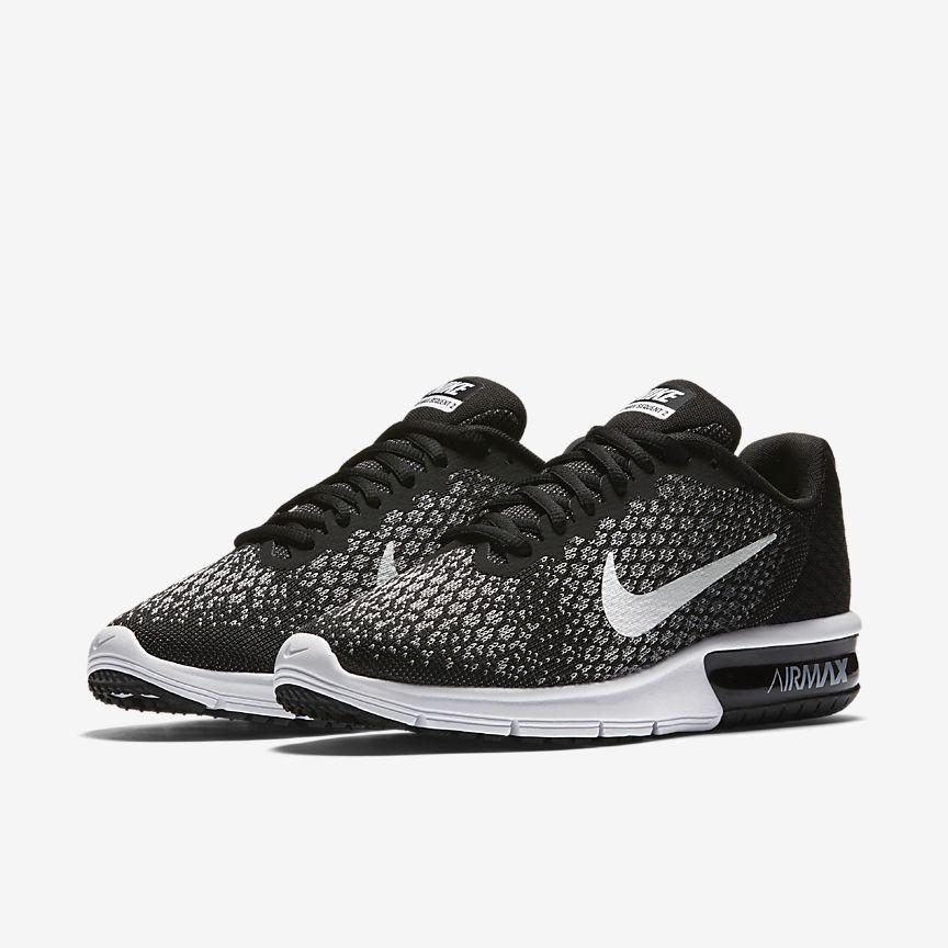 Nike Air Max Sequent 2 Damen Schuhe Anthracite Metallic