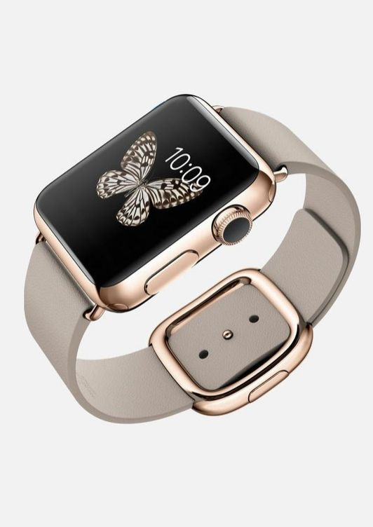 The gold Apple Watch is projected to cost $4,000 to $5,000