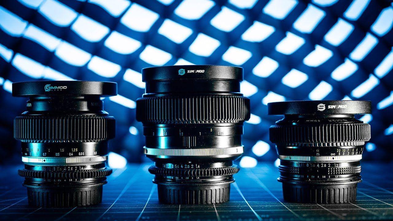 Vintage Lenses For Video Transform Any Slr Lenses Into A Cine Lens Vintage Lenses Slr Lenses Lenses