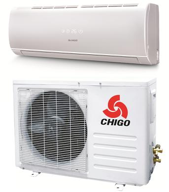 Chigo 12000 Btu In Minisplitwarehouse Com Heat Pump Air Conditioner Ductless Heat Pump Ductless Heating