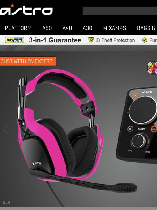 Astro Gaming Headset in PINK! | Products I Want | Xbox one