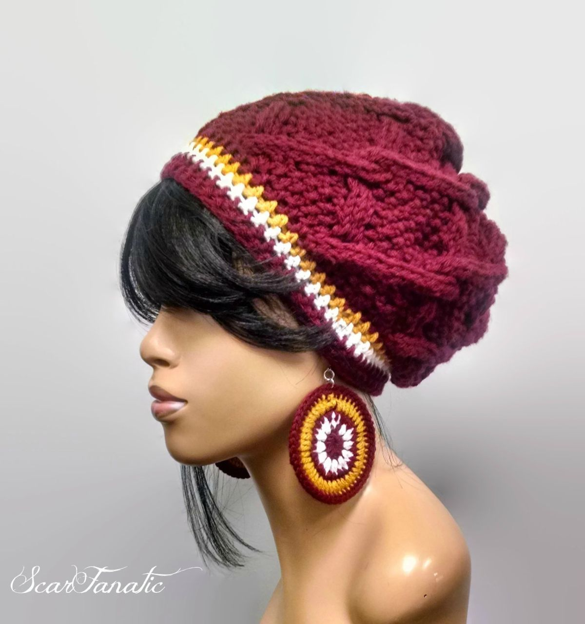 redskins wool hats