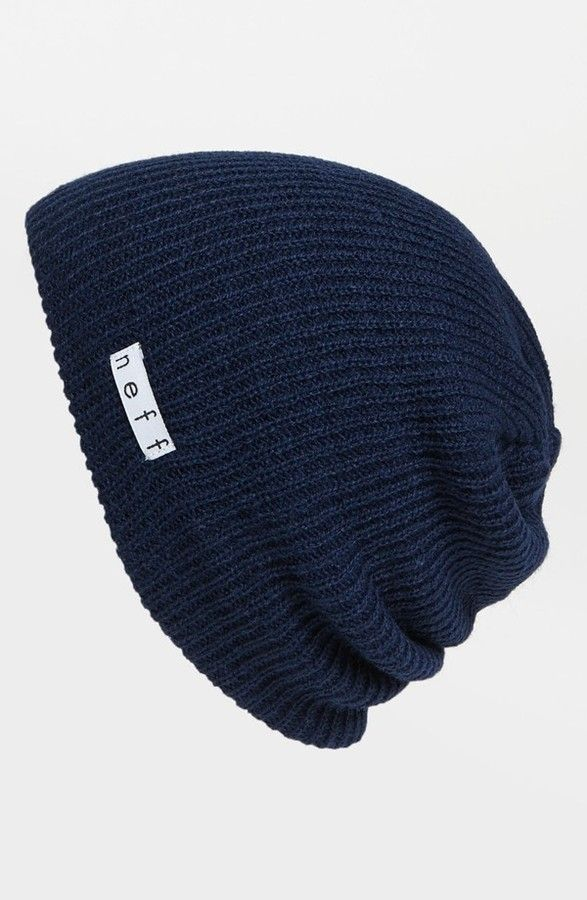 Navy Beanie by Neff. Buy for  16 from Nordstrom  614be42410b