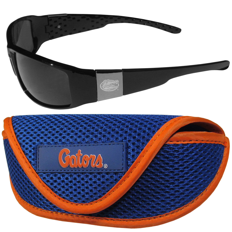 668b70634a64 Florida Gators Wrap Sunglass and Case Set | Florida Gators | Sunglasses, Florida  gators, Sports sunglasses