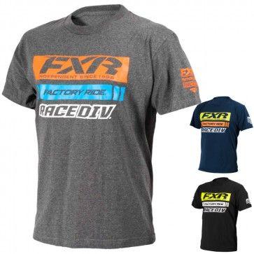 Fxr Race Division Mens Short Sleeve T Shirts Men Short Sleeve Shirts T Shirt