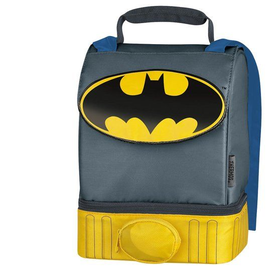 cb4ed8e71937 Best Kids Lunch Bags & Boxes | Back To School | Batman lunch box ...