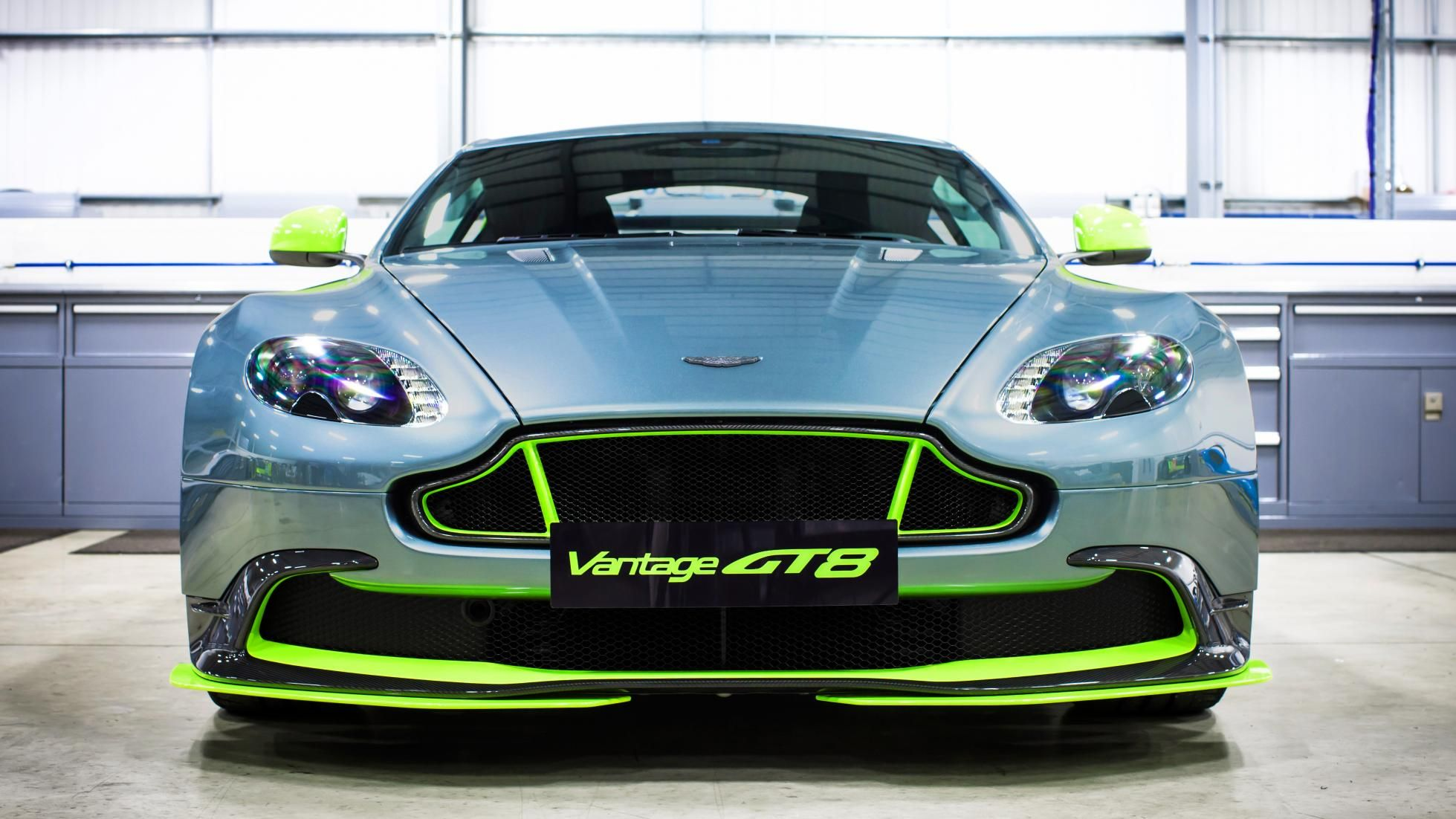 Aston Martin Vantage GT8 (2016-n/a)