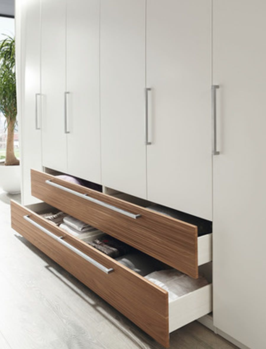 Bedroom furniture wardrobes - Modern Bedroom Furniture Design Estoria By Musterrin Wardrobe