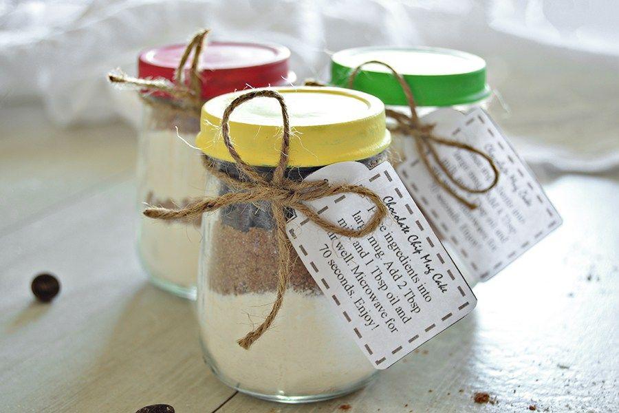Mug Cakes in a Jar | Homan at Home | Recipe | Cake in a ...