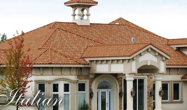 Villa Tile Italian Decra Villa Tile General Roofing