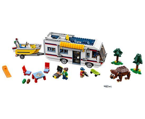 le camping car lego shop id es cadeaux pour mo pinterest cadeau noel liste de cadeaux. Black Bedroom Furniture Sets. Home Design Ideas