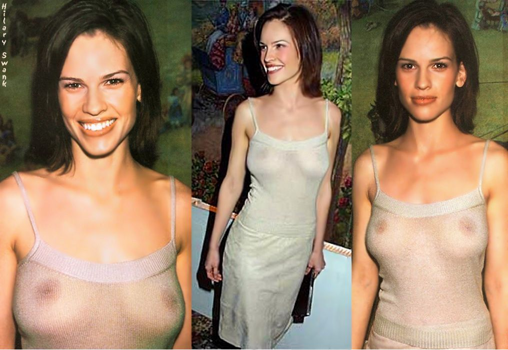 Hilary Swank Nude Photos