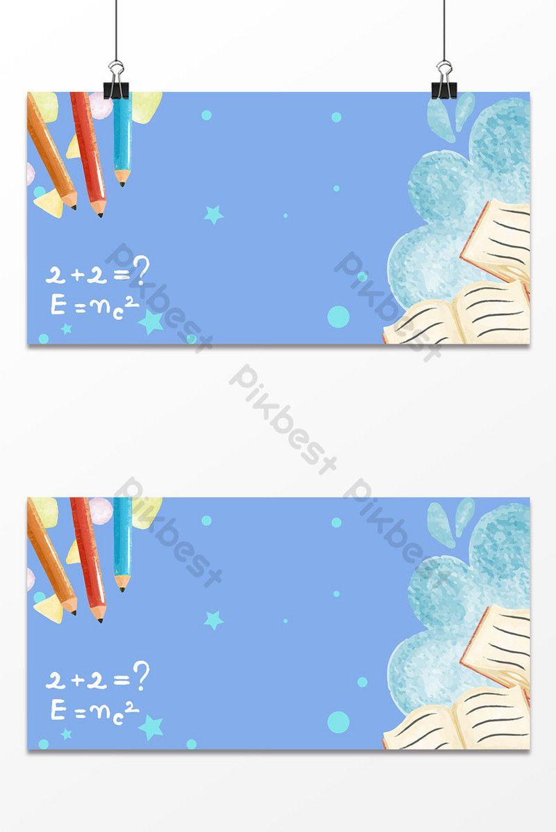 ومن ناحية رسم الكرتون الملمس التعلم والتعليم خلفية موضوع التدريب خلفيات Psd تحميل مجاني Pikbest Christmas Advertising Design How To Draw Hands Booklet Design