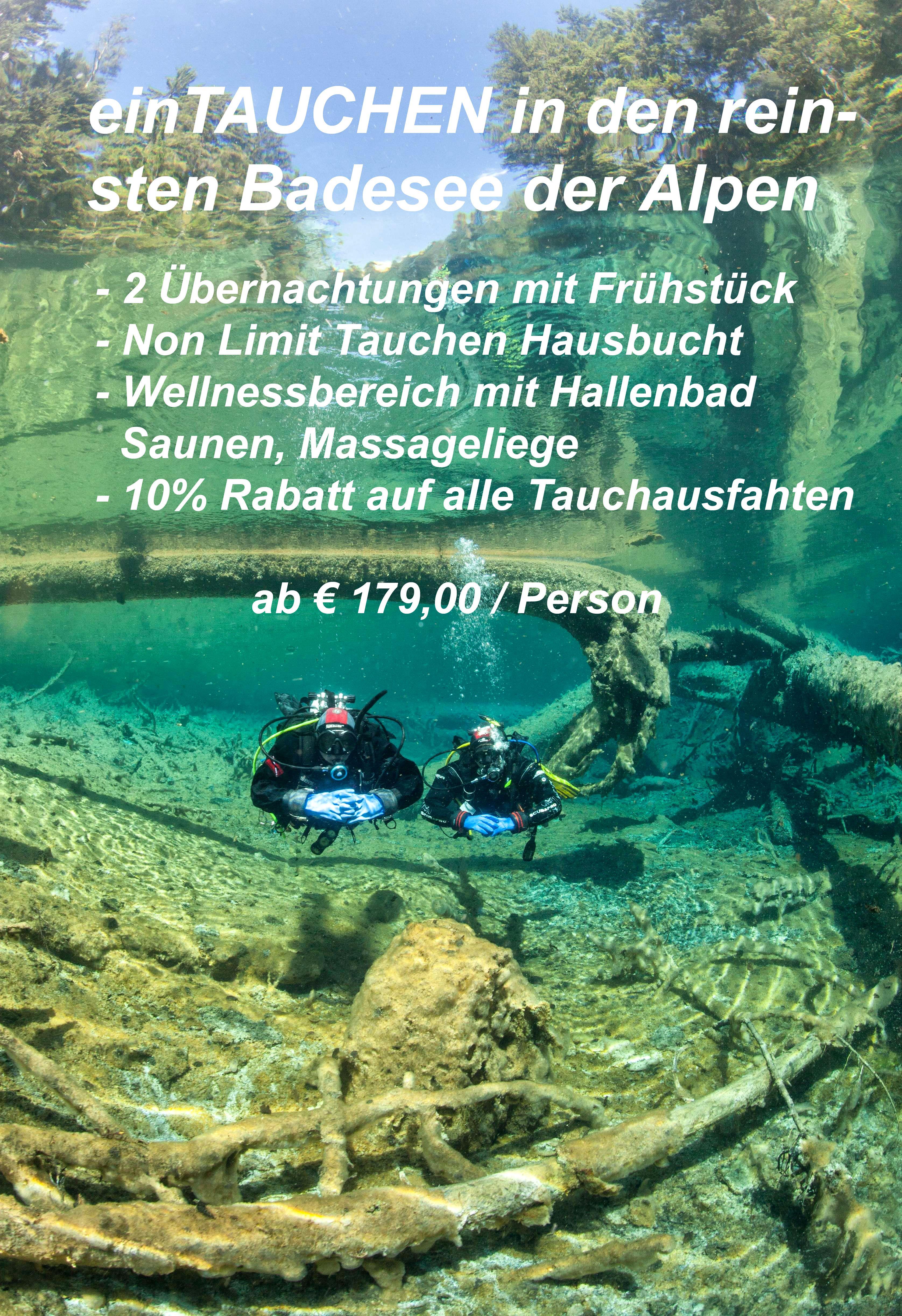 #tauchen #tauchurlaub #weissensee #urlaubspauschale #naturparkweissensee #taucheninösterreich #tauchenweissensee