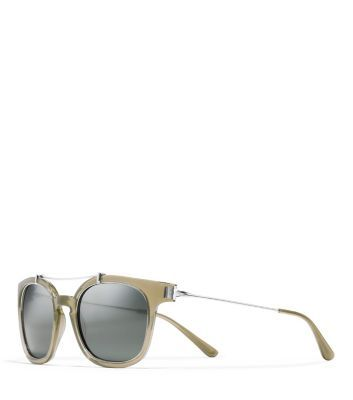 ca318723a534 Tory Burch Metal Brow-bar Sunglasses