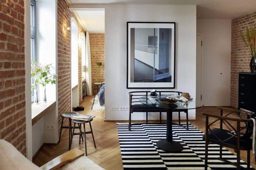 Eine großzügige Wohnung von ca. 43 qm für Liebhaber von
