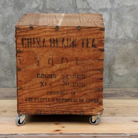 Restored China Black Tea Box