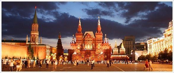 Moskou : stoere stad in nieuwe tijden