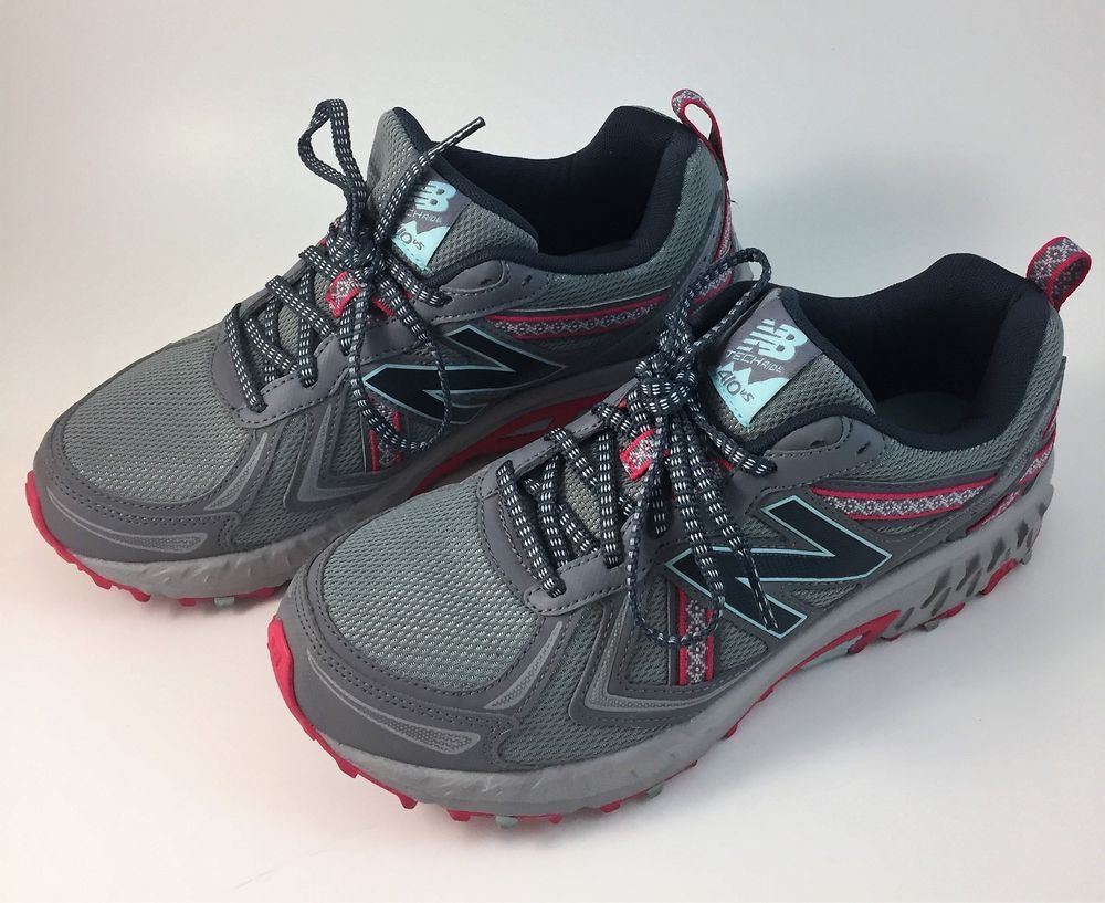 the best attitude 40e53 242b1 New Balance Response 1.0 Gray and Pink Running Shoes Women's ...
