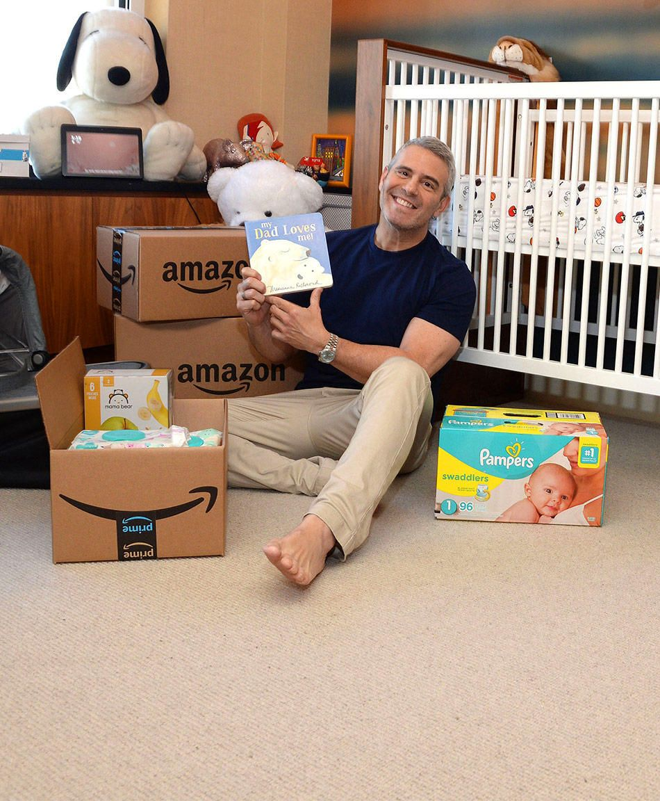 Must Have Products New Dad Andy Cohen Swears By And They