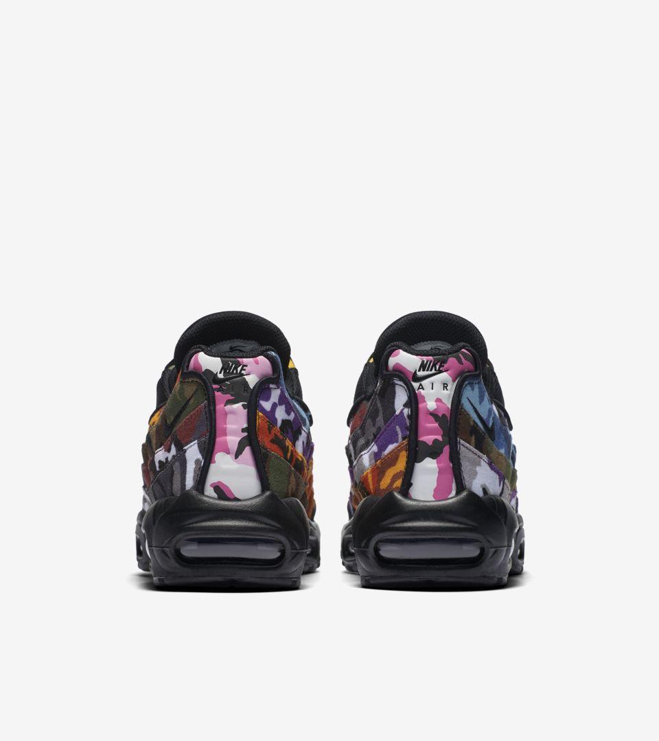 Nike Air Max 95 OG MC SP 'Black & Multi-Color' Release Date   Nike ...