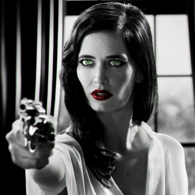 Bolsos Tous | Eva green, Eva green movies, Sin city