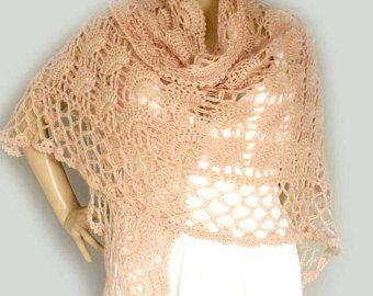 Braut Schal Häkeln Crochet Lace Schal Dreieck Braut Schal Häkeln