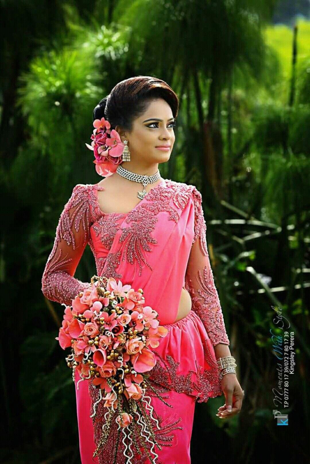 Pin By Yashodara Rathnathilaka On 2nd Day Brides