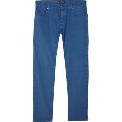 Herren Ready to Wear - Men Jeans Uni - Jeans - Lardier - Blau - 34 - Vilebrequin Vilebrequin