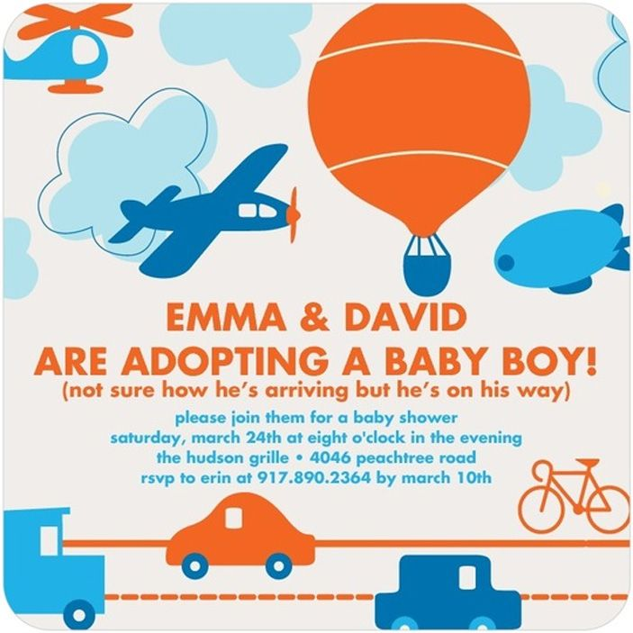Hosting a Memorable Adoption Baby Shower. Tips to help you make a ...