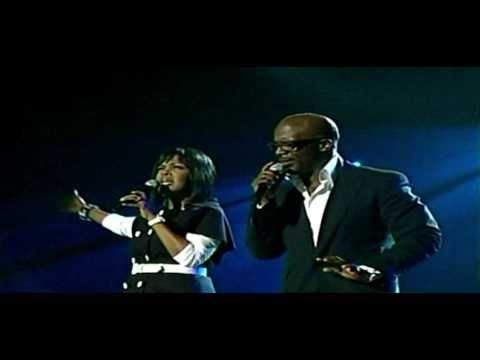 """Love, LOVE, Love this song.  Amazing Grace.  I didn't nothing to deserve it.  """"BeBe and CeCe Winans""""--""""Grace""""--(LIVE)"""