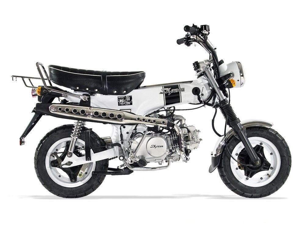 Moto Dax 50 Moto Scoot Fr Moto Mini Moto Et Carte Grise